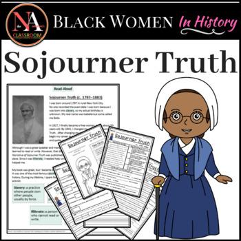Sojourner Truth | Black Women in History
