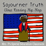 Sojourner Truth Close Reading Flip Flap