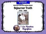 Sojourner Truth - English