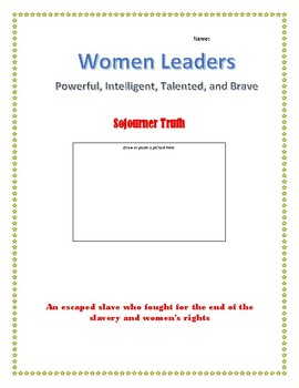 Sojourner Truth Internet Research Guide