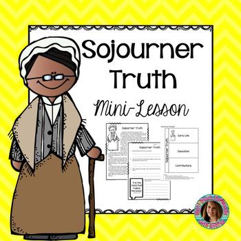Sojourner Truth Mini-Lesson