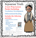 Sojourner Truth: Northern Slave For Grades 2-4 With Litera