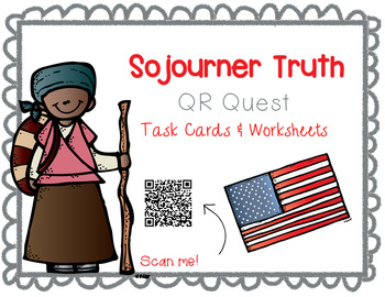 Sojourner Truth QR Quest