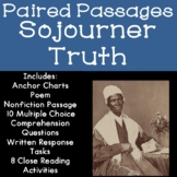 Sojourner Truth Reading Comprehension Paired Passages