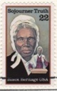 Sojourner Truth Speaks for Civil Rights