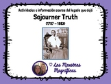 Sojourner Truth - Spanish/español