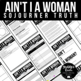 "Sojourner Truth's ""Ain't I A Woman"" Mini Unit PRINT and DIGITAL"