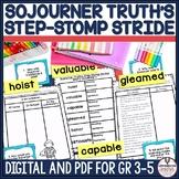 Sojourner Truth's Step-Stomp Stride Book Companion