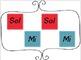 Sol-Mi Iconic Notation Flashcards