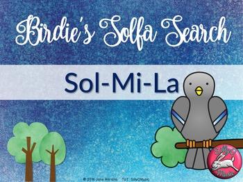 Sol Mi La Solfa Search