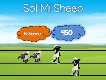 Sol Mi Sheep - Level One