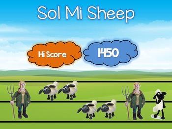 Sol Mi Sheep - Level One
