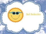 Sol, Solecito - a Mi So La song