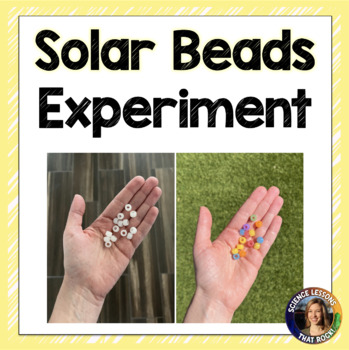Radiation Solar Beads Experiment