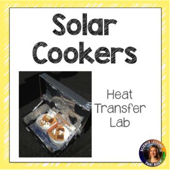 Solar Cooker Learning Log