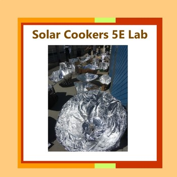 Solar Cookers 5E