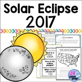 Solar Eclipse 2017 Mini-Unit