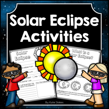 Solar Eclipse Activities