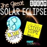 Solar Eclipse 2017 Activities STEM Challenge STEAM