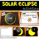 Solar Eclipse 2017 Activities for Little Learners