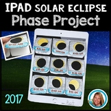 Solar Eclipse 2017 Activities iPad Phases