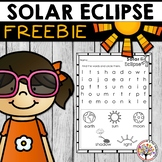Solar Eclipse 2017 FREEBIE