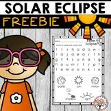 Solar Eclipse 2017 FREEBIE