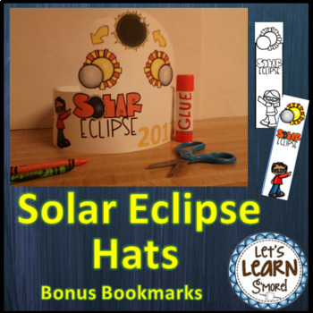 Solar Eclipse Hats, Includes 2017