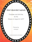 Solar Eclipse 2017 Lapbook (English version)