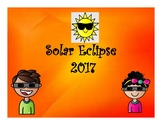 Solar Eclipse 2017 Mini Booklet