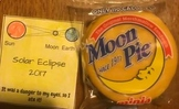 Solar Eclipse 2017 Moon Pie Treat Tags