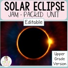 Solar Eclipse 2017 Research, Activities, Writing, Crafts, Party Ideas and More!