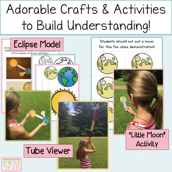 Solar Eclipse Research Activities Writing Crafts Party Ideas