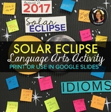 Solar Eclipse 2017 Activities