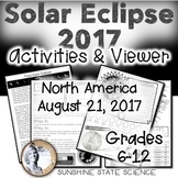 Solar Eclipse 2017 Activities and Viewer