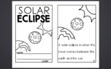 Solar Eclipse Activity Bundle