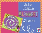Solar Eclipse Alphabet Game
