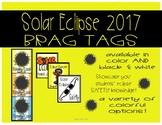 Solar Eclipse Brag Tags!