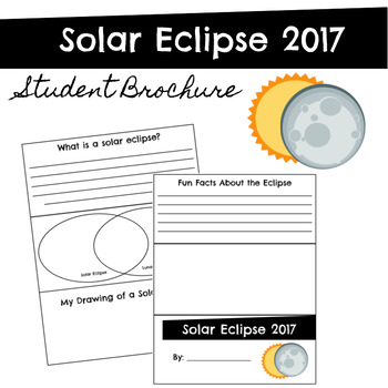 Solar Eclipse Brochure