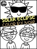 Solar Eclipse {Color By Note}