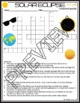 Solar Eclipse 2017 Crossword and Word Search Find Activities