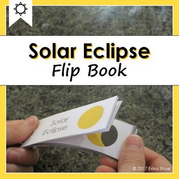 Solar Eclipse Flip Book