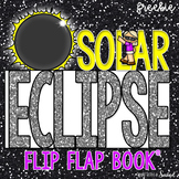 Solar Eclipse Flip Flap Book® FREEBIE