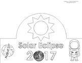 Solar Eclipse Hat (FREEBIE)