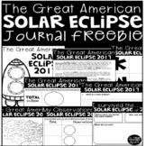 Solar Eclipse Journal Freebie