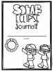 Solar Eclipse Journal and Activity