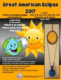 Solar Eclipse Multi-Level Reading Pack and Printables