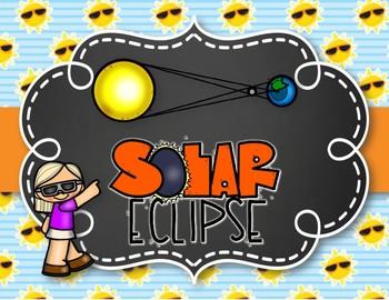 Solar Eclipse - Original Limerick Poem for Elementary Students