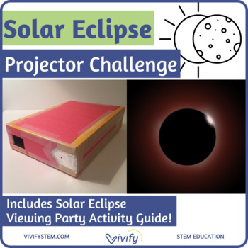 Solar Eclipse Pinhole Projector STEM Challenge