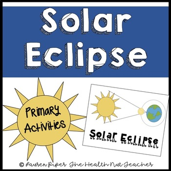 Solar Eclipse Primary Activities